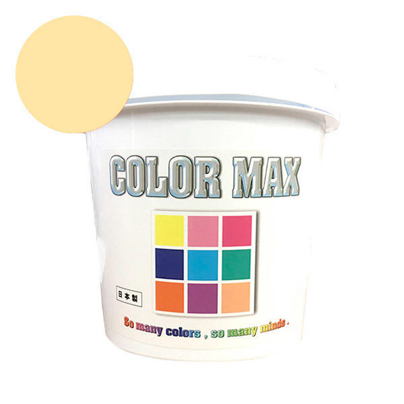 COLORMAX 綿用プラスチゾルインク  CM-080 ALMOND QT(約1.2kg)