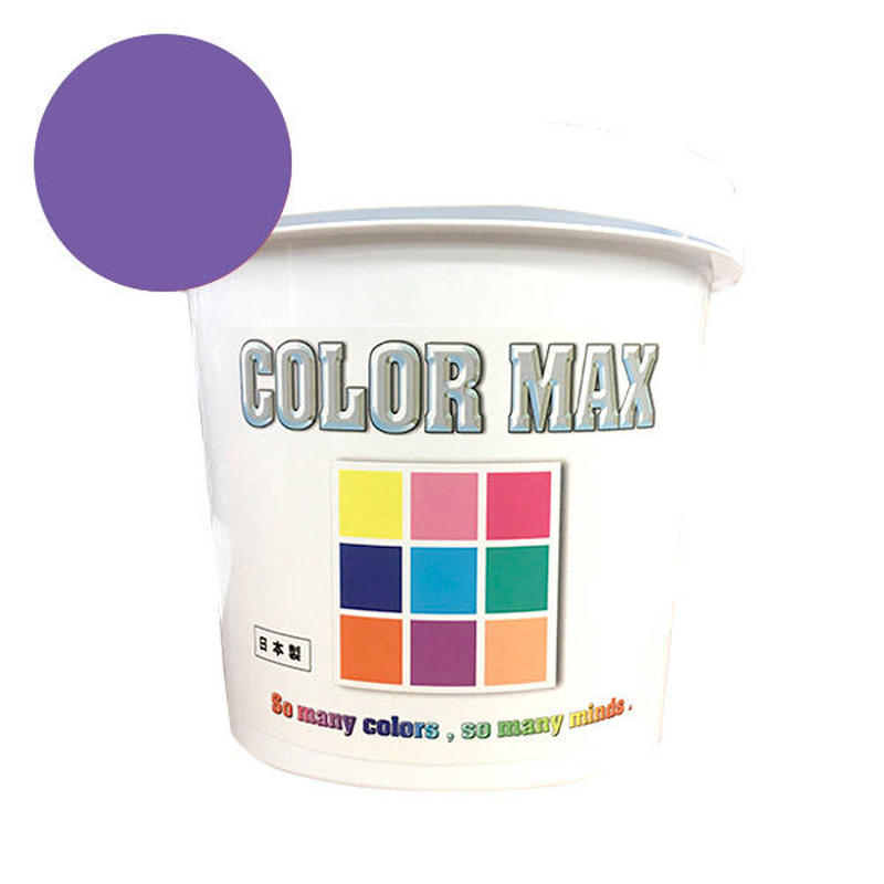 COLORMAX 綿用プラスチゾルインク  CM-061 VIOLET