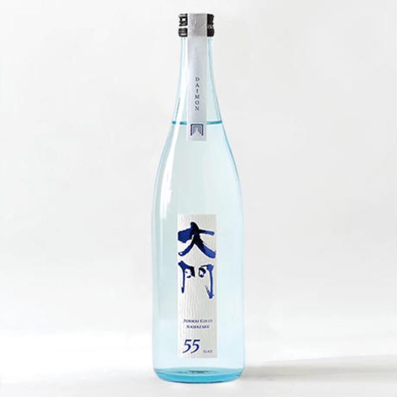 DAIMON 55 BLUE〈純米吟醸生酒〉720ml
