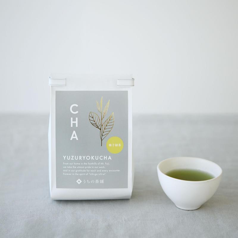 柚子緑茶(ティーバッグ・ミニシリーズ)