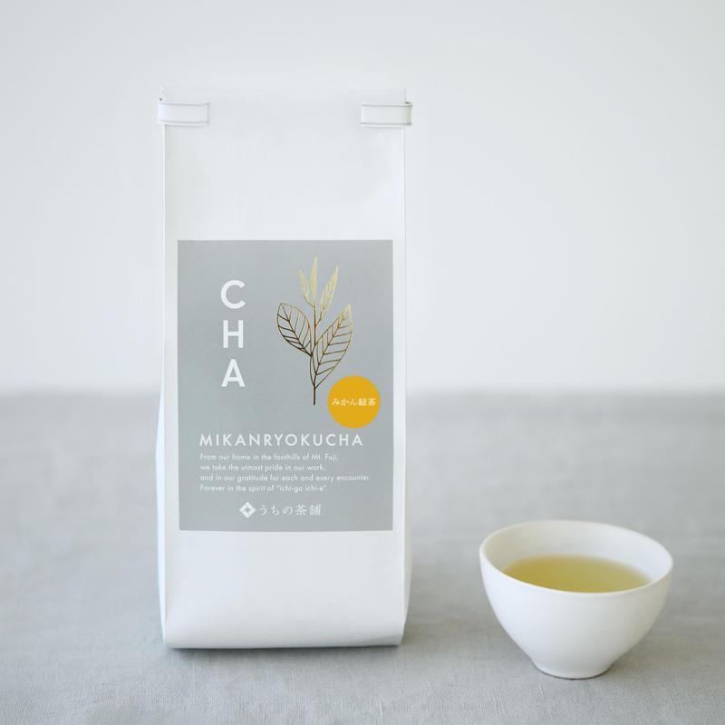 みかん緑茶(ティーバック)