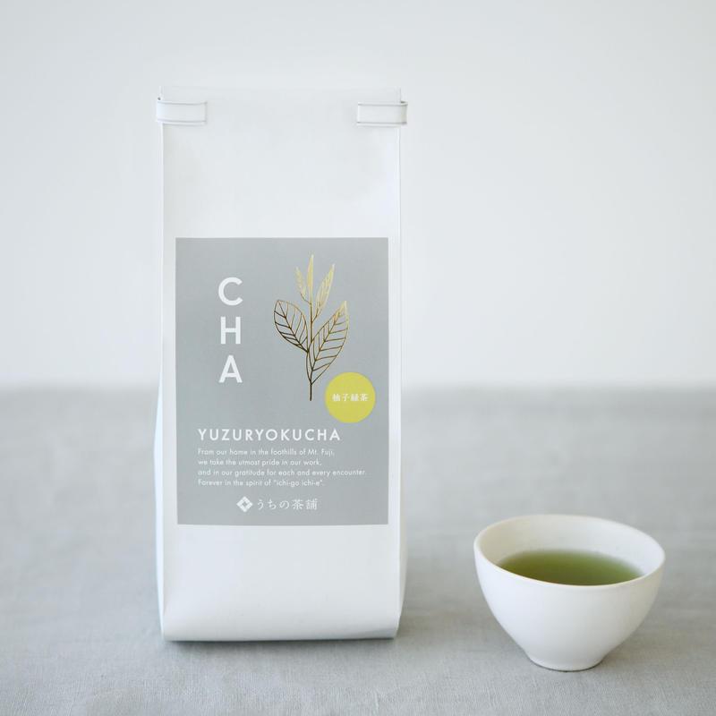 柚子緑茶(国産)