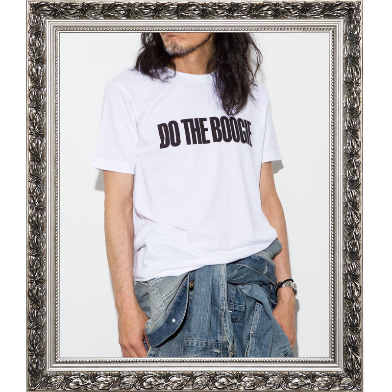 DO THE BOOGIE (WHITE)
