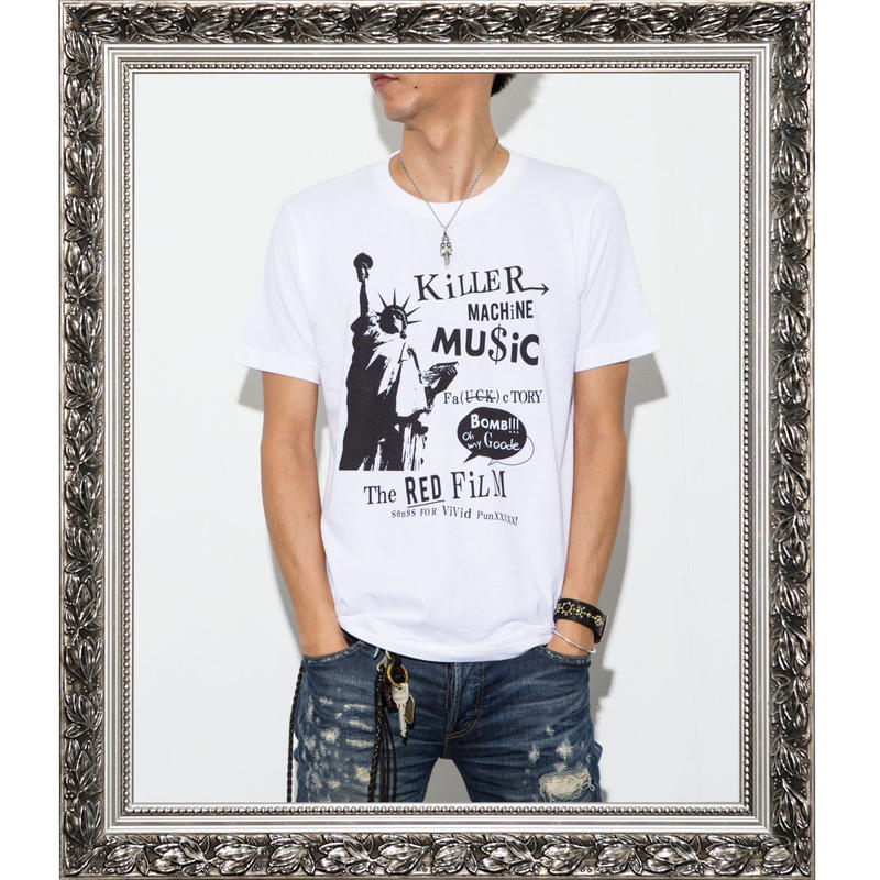 KILLER MACHINE MUSIC (WHITE)