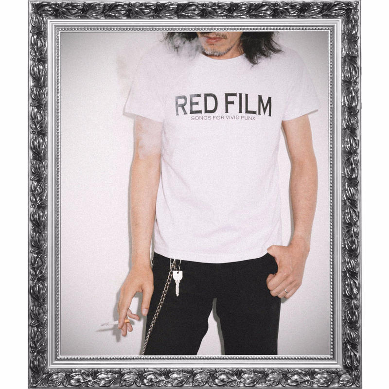 RED FILM  (WHITE)