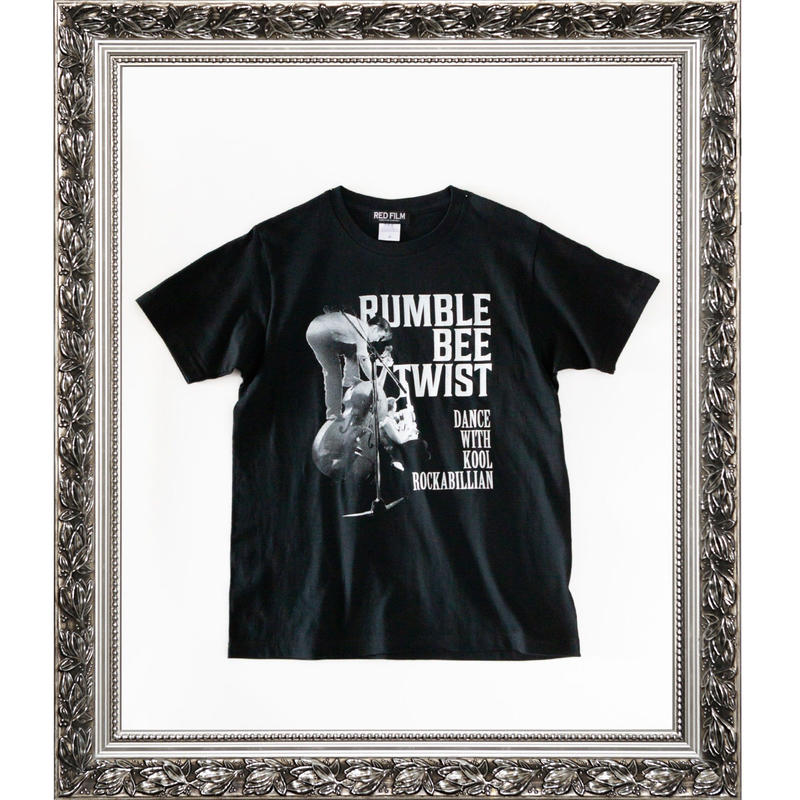 RUMBLE BEE TWIST (BLACK)