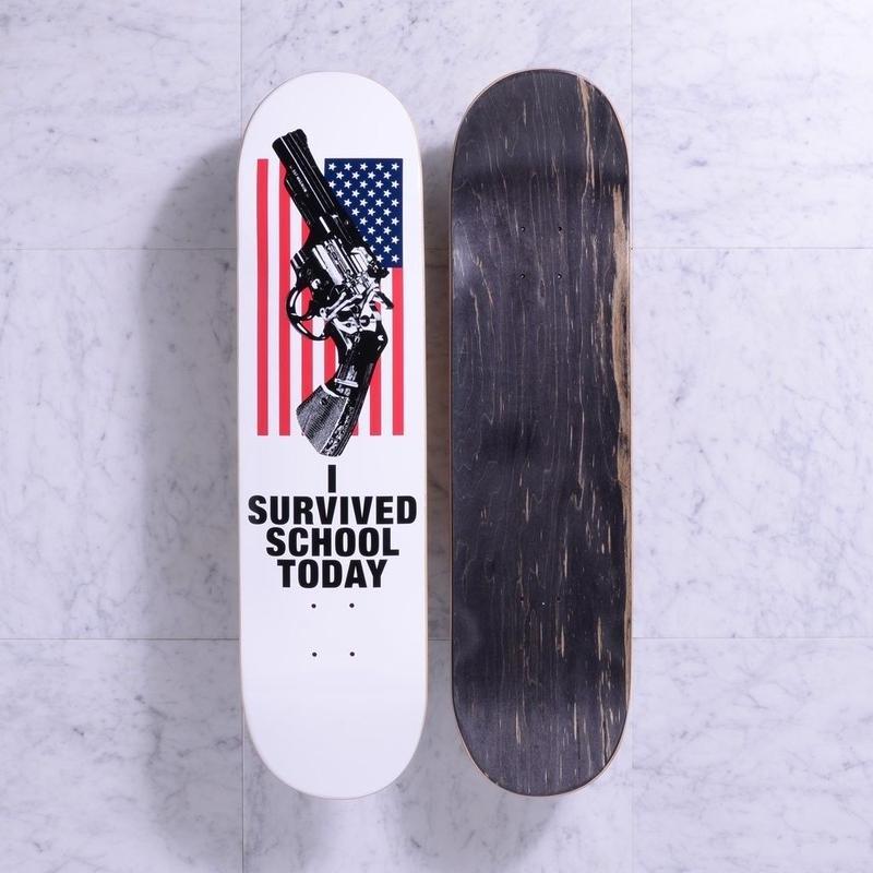 """QUASI America [8""""] White"""