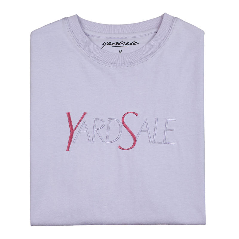 YARDSALE YS T-shirt Lilac
