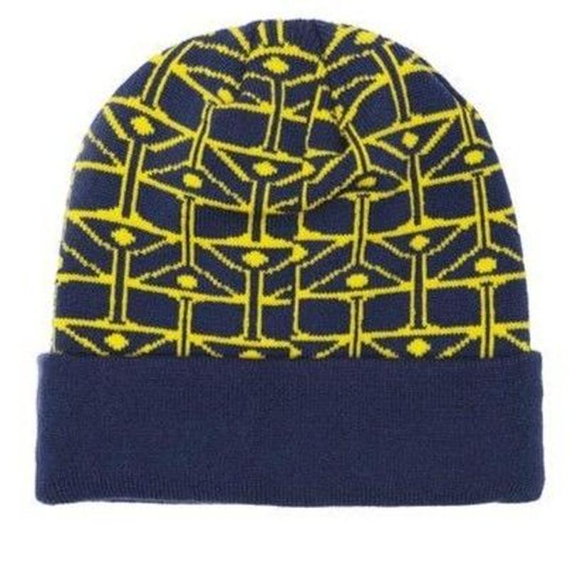ALLTIMERS REPEAT BEANIE NAVY