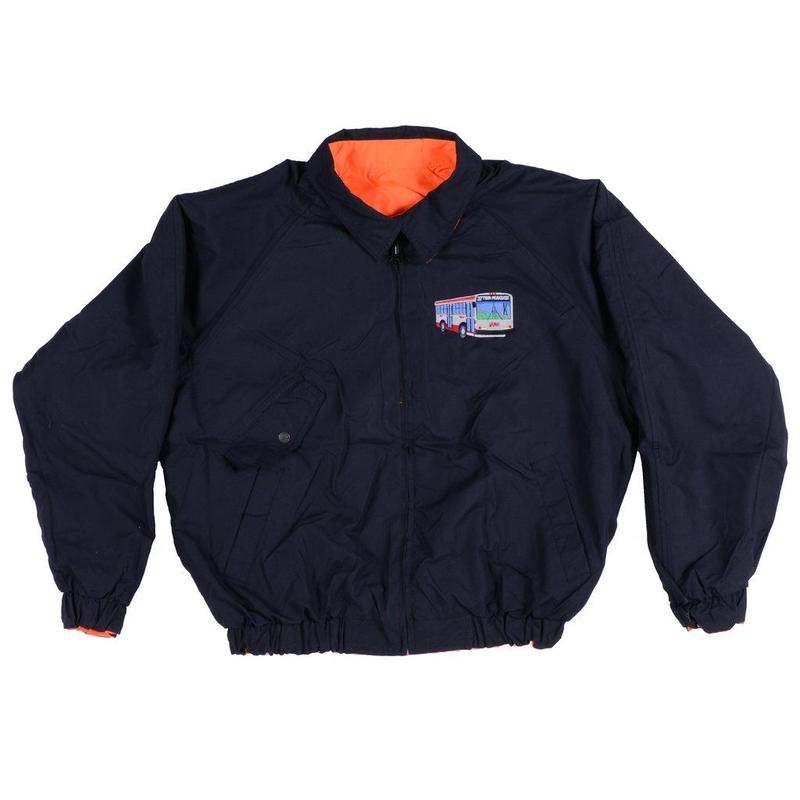 GX1000 Bus Jacket [Reversible]