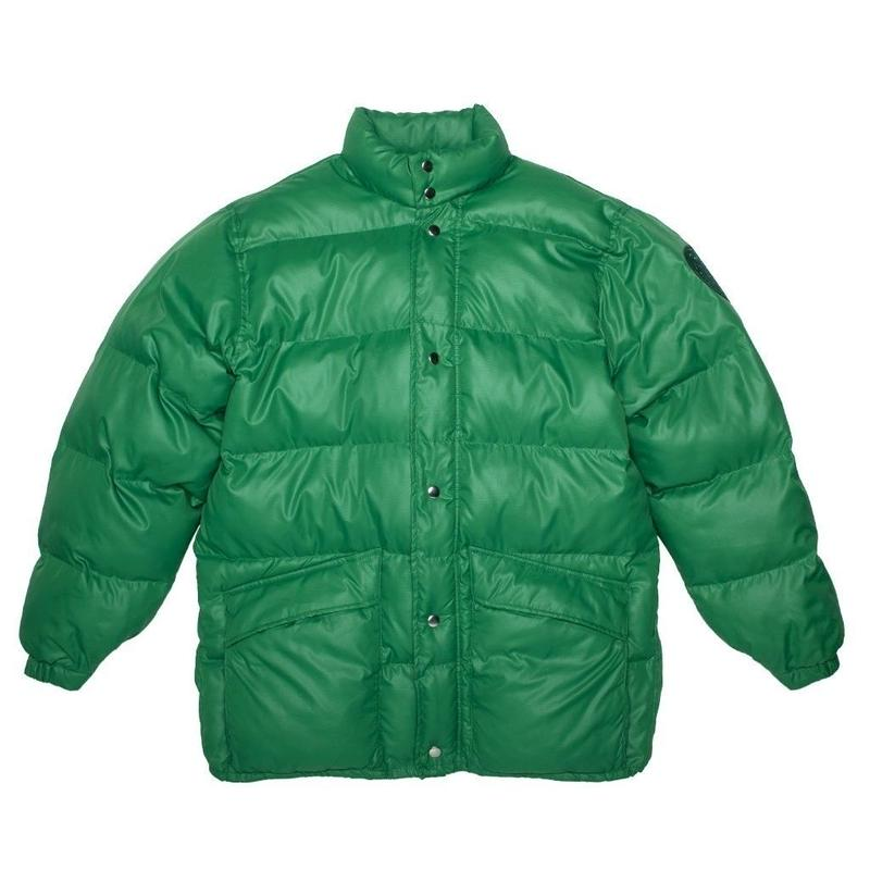 FUCKING AWSOME Spiral Down Parka Green