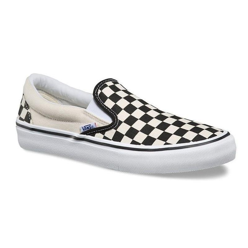 VANS SLIP-ON PRO - CHECKER