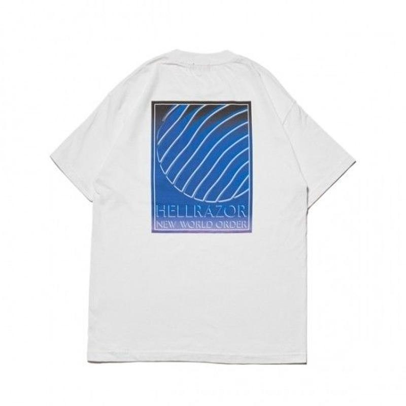 Hellrazor Independence Pocket Shirt - White
