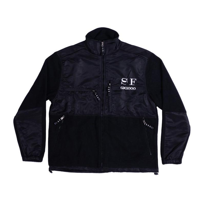 GX1000 SFGX Fleece Jacket [Black]