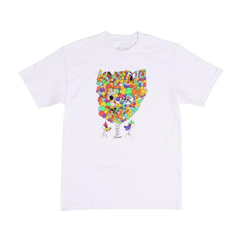 GX1000 Your Not Tee [White]