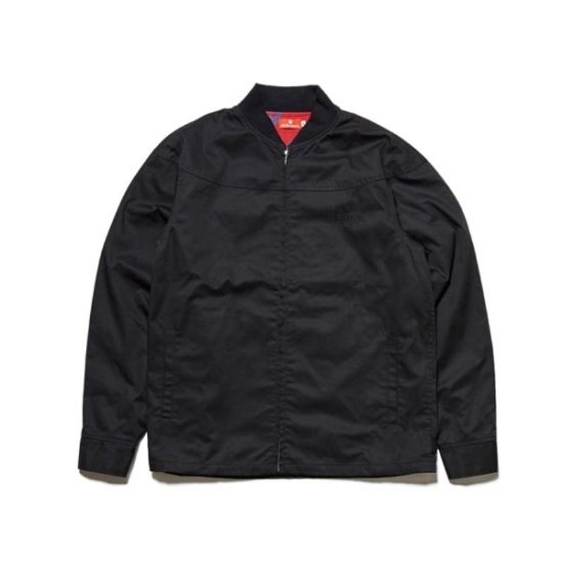 Hellrazor Core Derby Jacket - Black