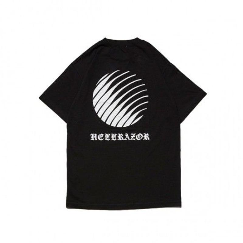 Hellrazor Ol'English Logo Shirt - Black