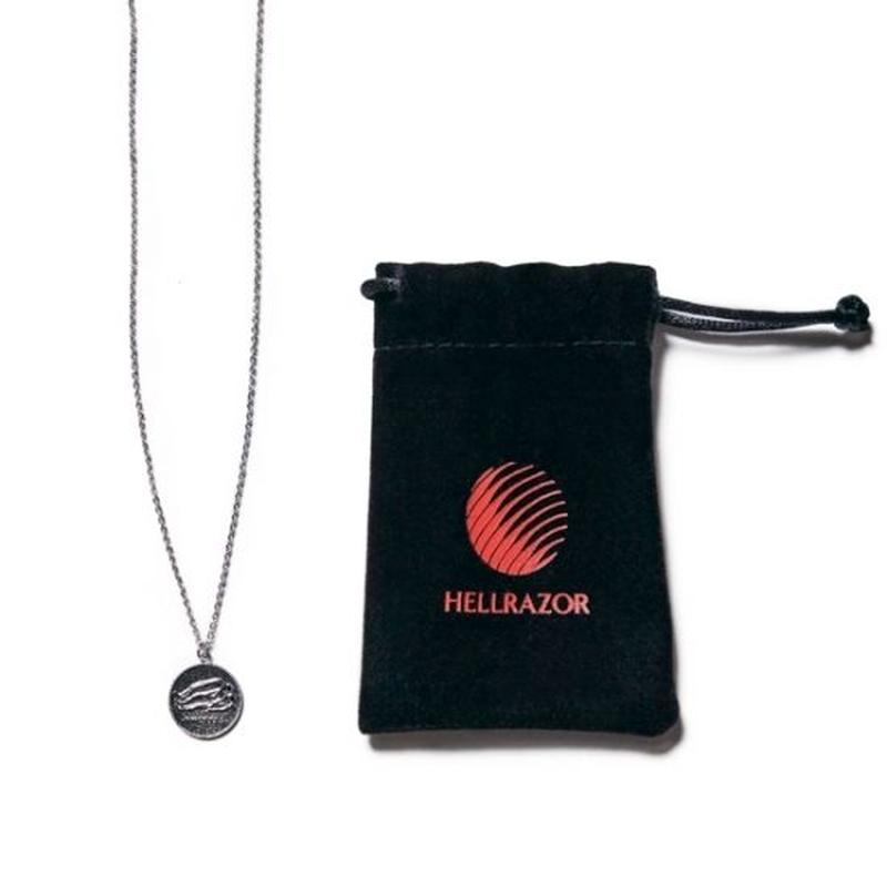 Hellrazor Next Dimention Necklace - Silver