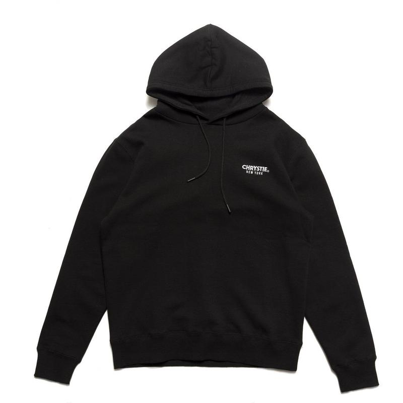 CHRYSTIE OG Logo Hoodies  Black
