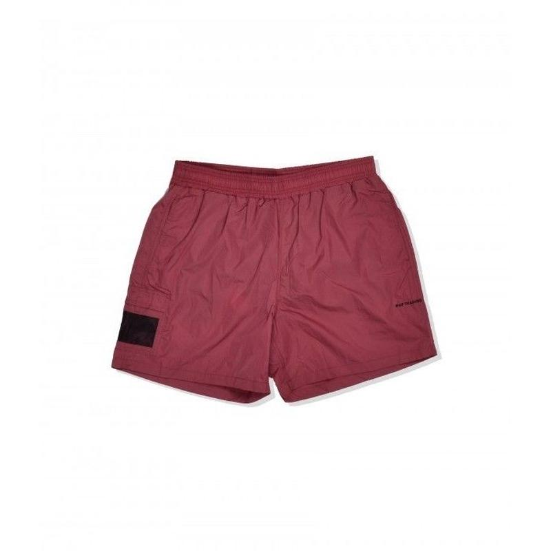 POP TRADING COMPANY PAINTER SHORT CORAL