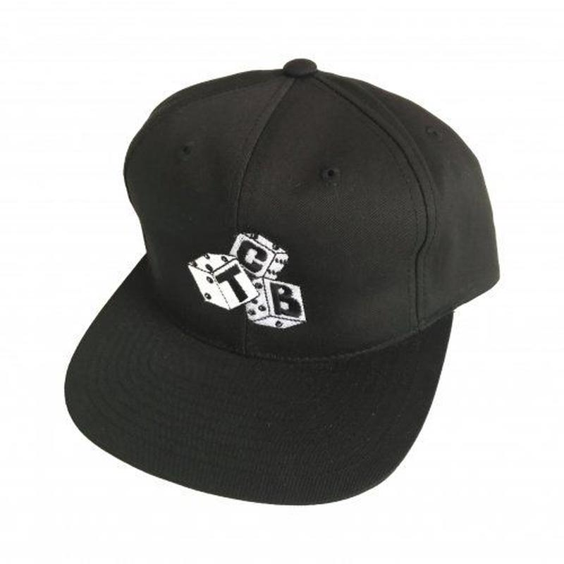 Tall Can Boyz DICE HAT BLACK