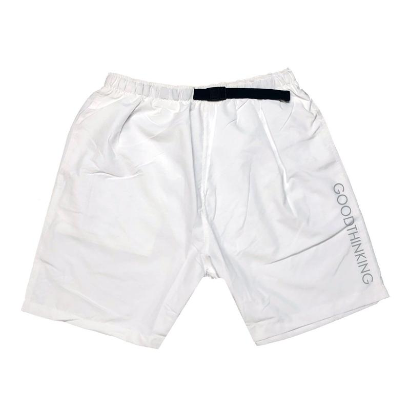 GOOD THINKING 3M Multi Purpose Shorts White