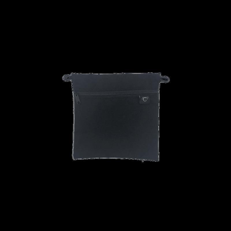 COMA  Black Accessory bag