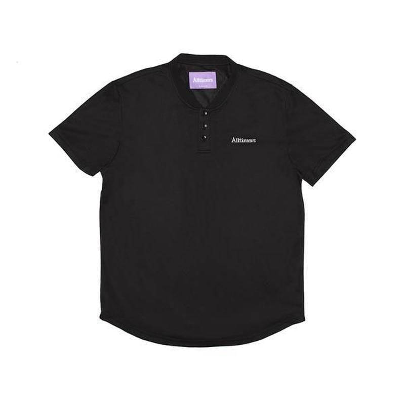 ALLTIMERS FOREIGN MESH TOP BLACK