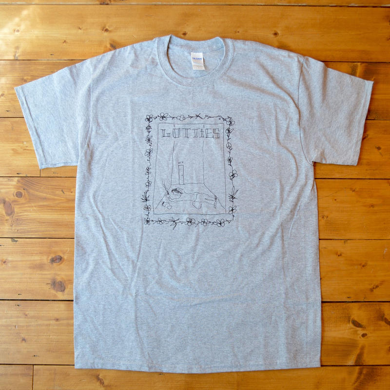 LOTTIES JARRET TEE GREY