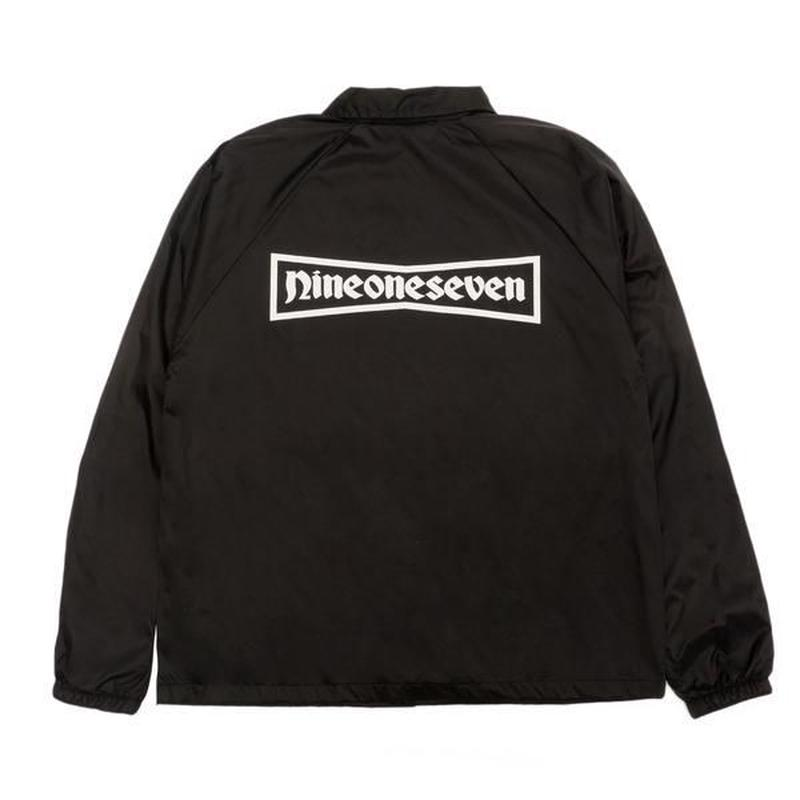 CALL ME 917 91 Stone Windbreaker Black