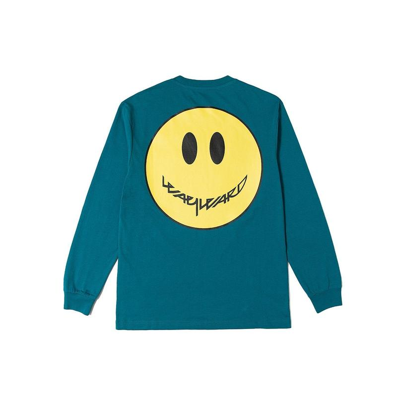 WAYWARD SMILEE LONGSLEEVE TEAL