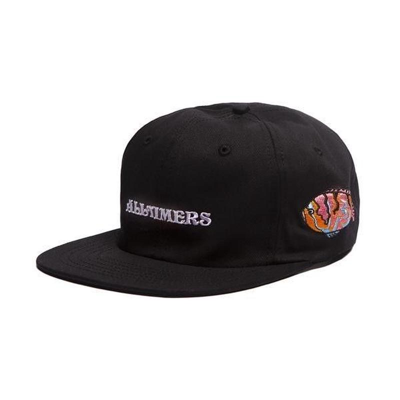 ALLTIMERS DEEP SEA HAT BLACK