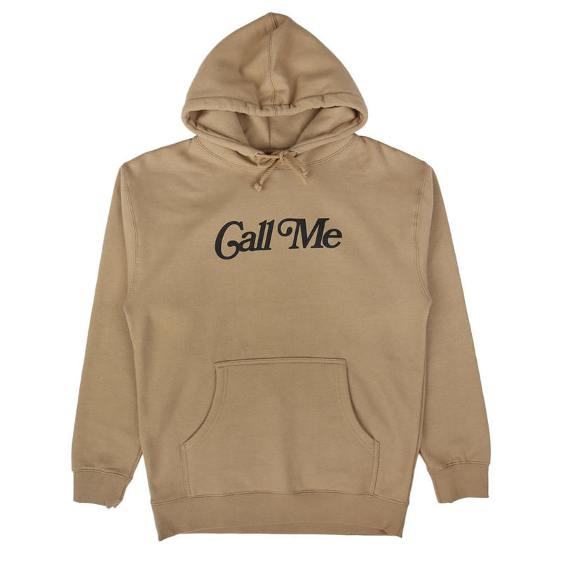 CALL ME 917 Hypnotic Pullover Hood Creme