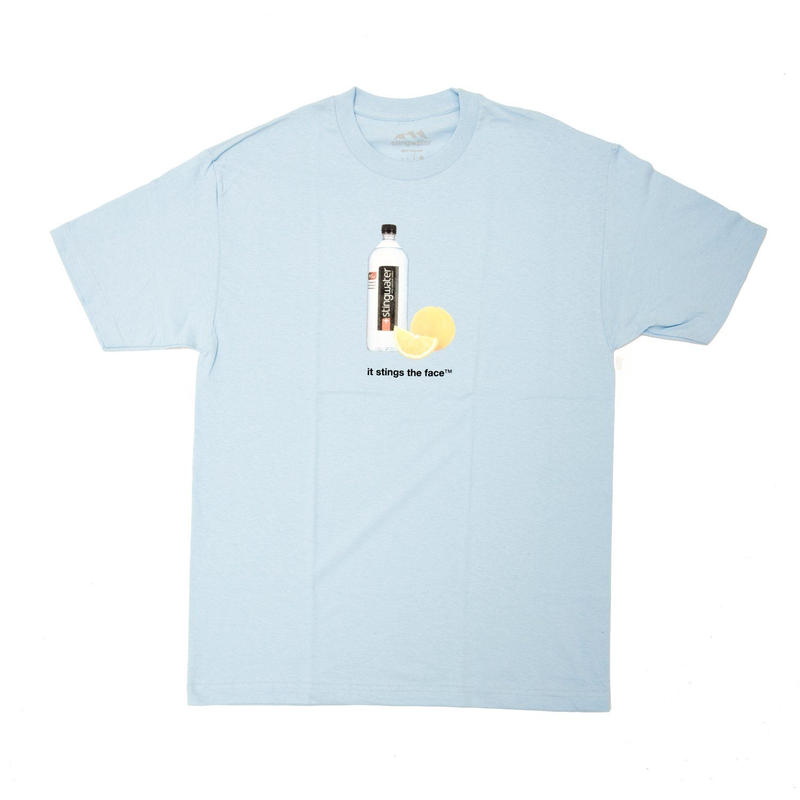 STING WATER ESSTINGIA BB BLUE TEE