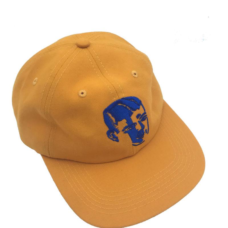 CARPETCOMPANY MIXED BOY MUSTARD HAT