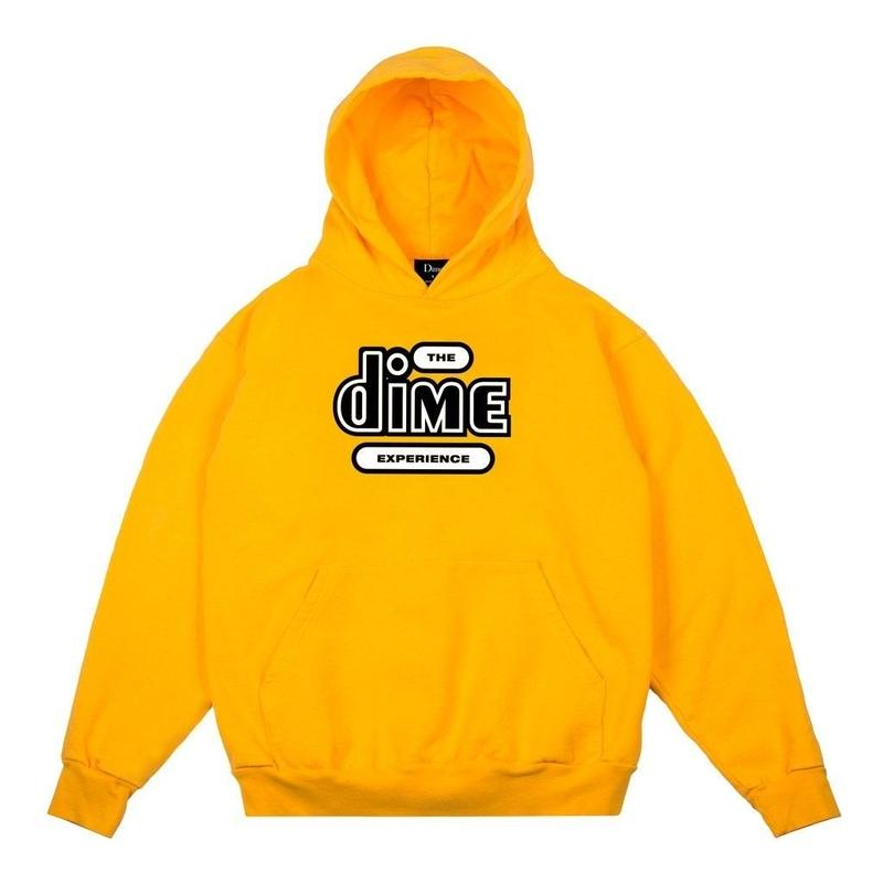 DIME EXPERIENCE HOODIE Yellow