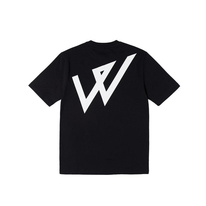 WAYWARD LOWGO'S T-SHIRT BLACK