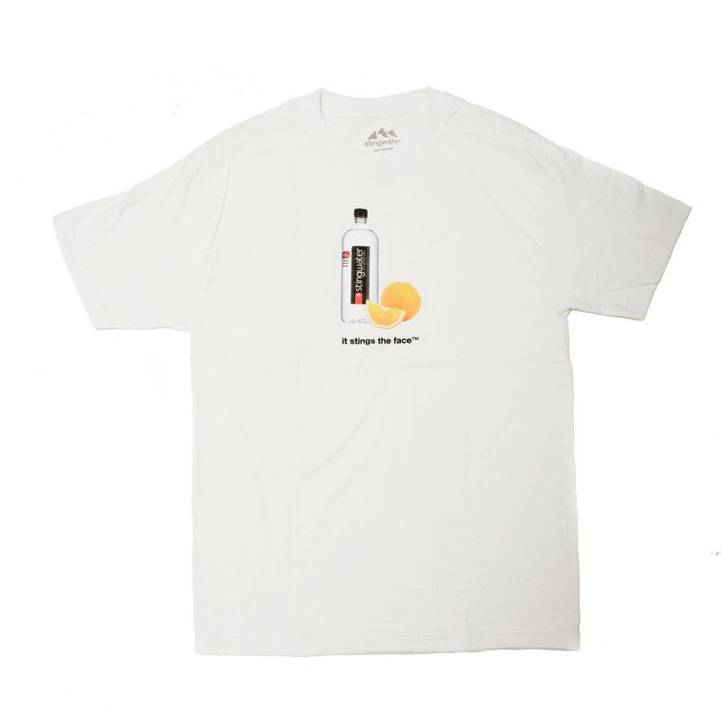 STING WATER ESSTINGIA WHITE TEE