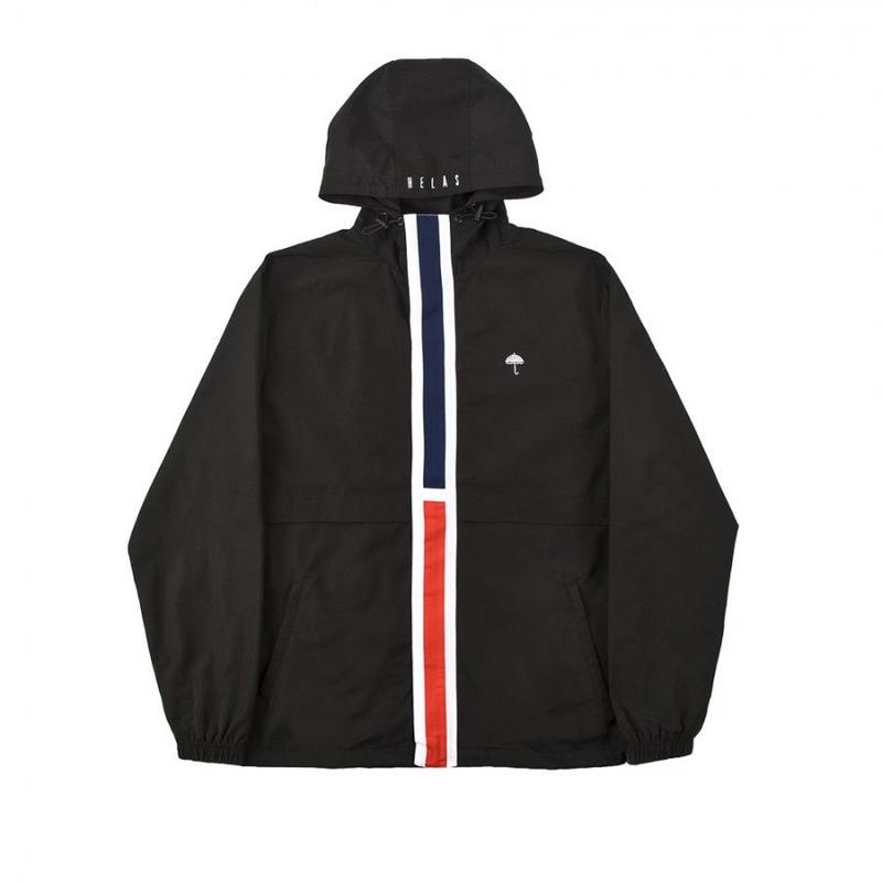 HELAS TORRENT JACKET BLACK