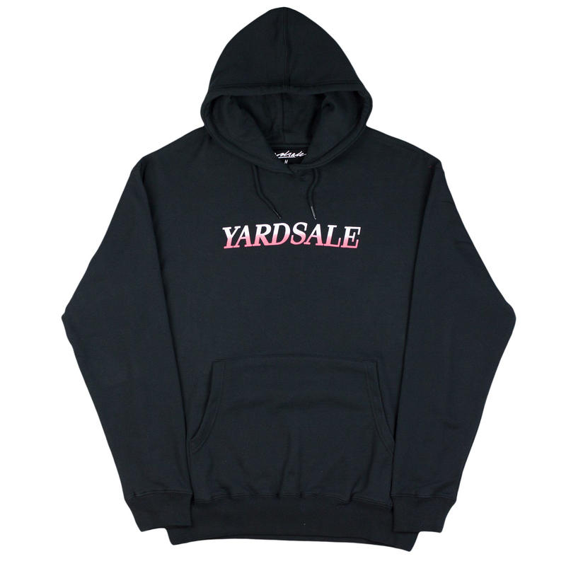 YARDSALE Fade Hood Black
