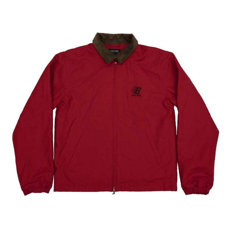 BRONZE DUCK JACKET RED