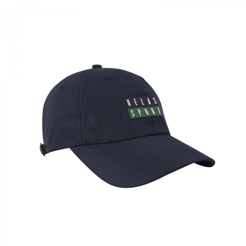 HELAS  SPORT 6 PANELS CAP NAVY