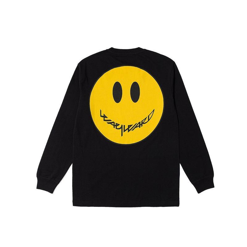 WAYWARD  SMILEE LONGSLEEVE BLACK