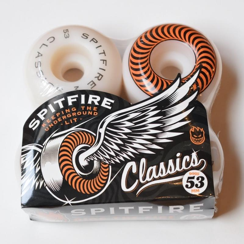 SPITFIRE CLASSIC WHEEL - 99D  53mm