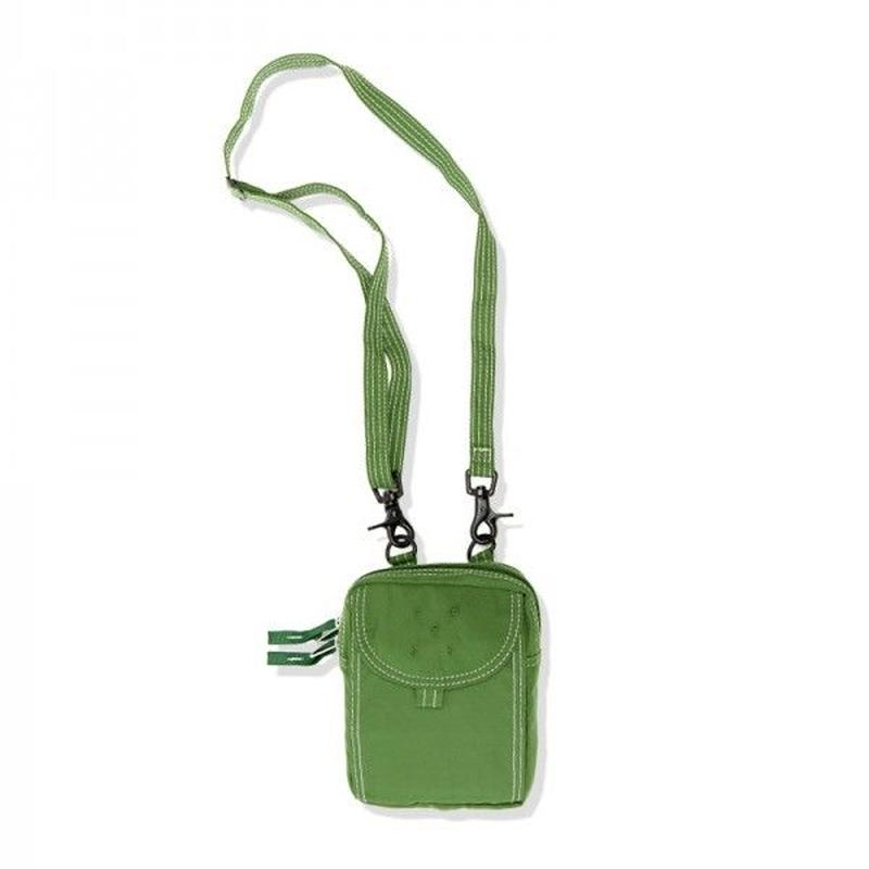 POPTRADING  PASSPORT POUCH SPORTS GREEN