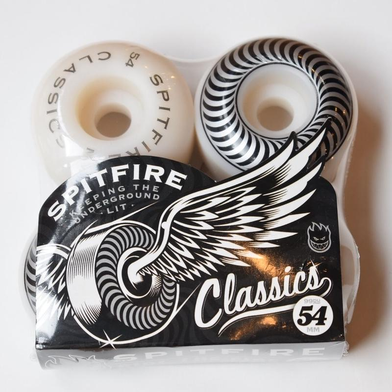 SPITFIRECLASSIC WHEEL-99D 54mm