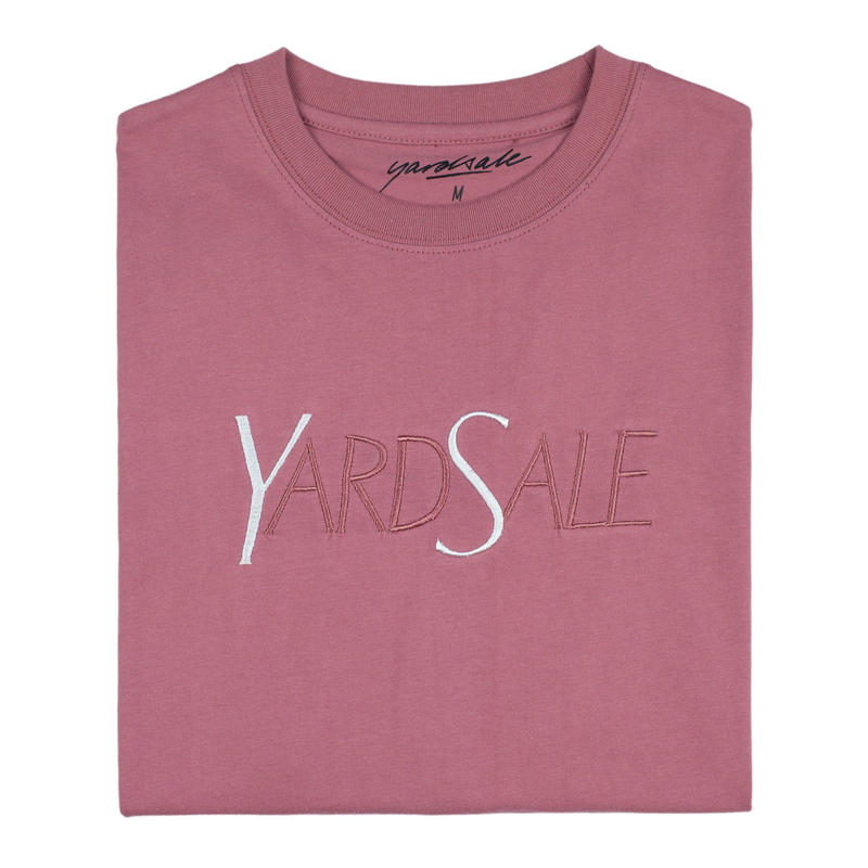 YARDSALE YS T-shirt Pink Pill