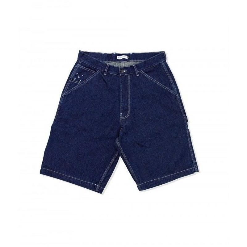 POP TRADING DRS DENIM SHORT