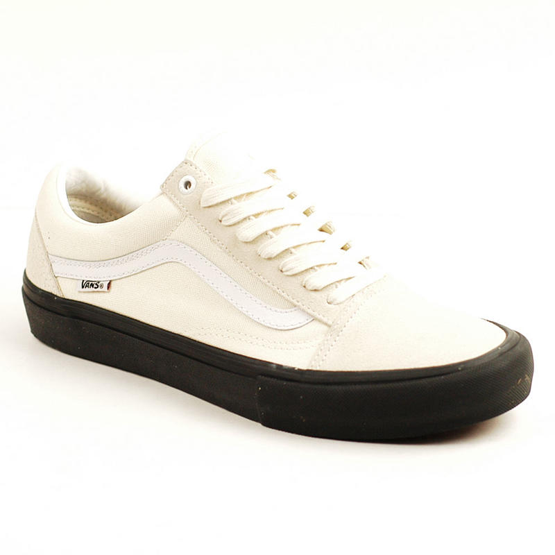 VANS OLD SKOOL PRO - WHITE / BLACK
