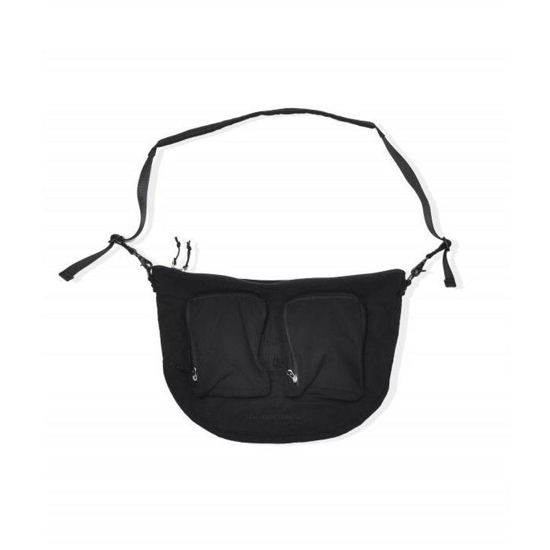 POP TRADING BODY BAG BLACK
